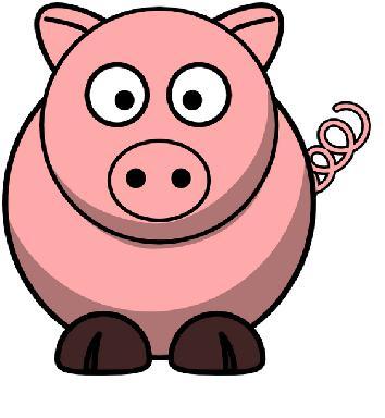 , Просроченные продукты в откорме свиней
