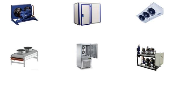 , Продажа и поставка оборудования для холодильного хранения в Екатеринбурге