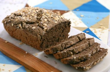 Хлеб без дрожжей