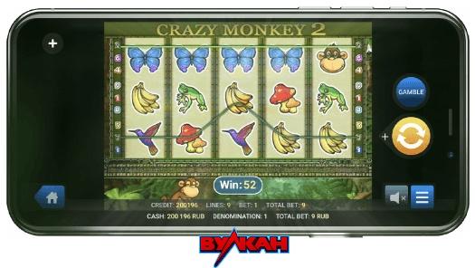 Мобильная версия игровых слотов